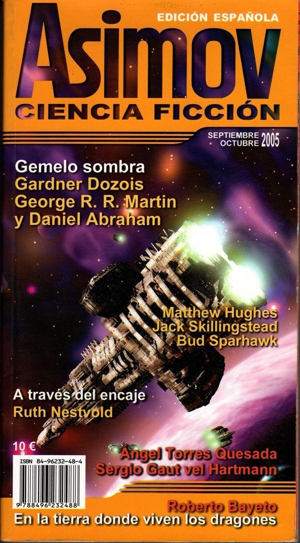 Asimov ciencia ficción
