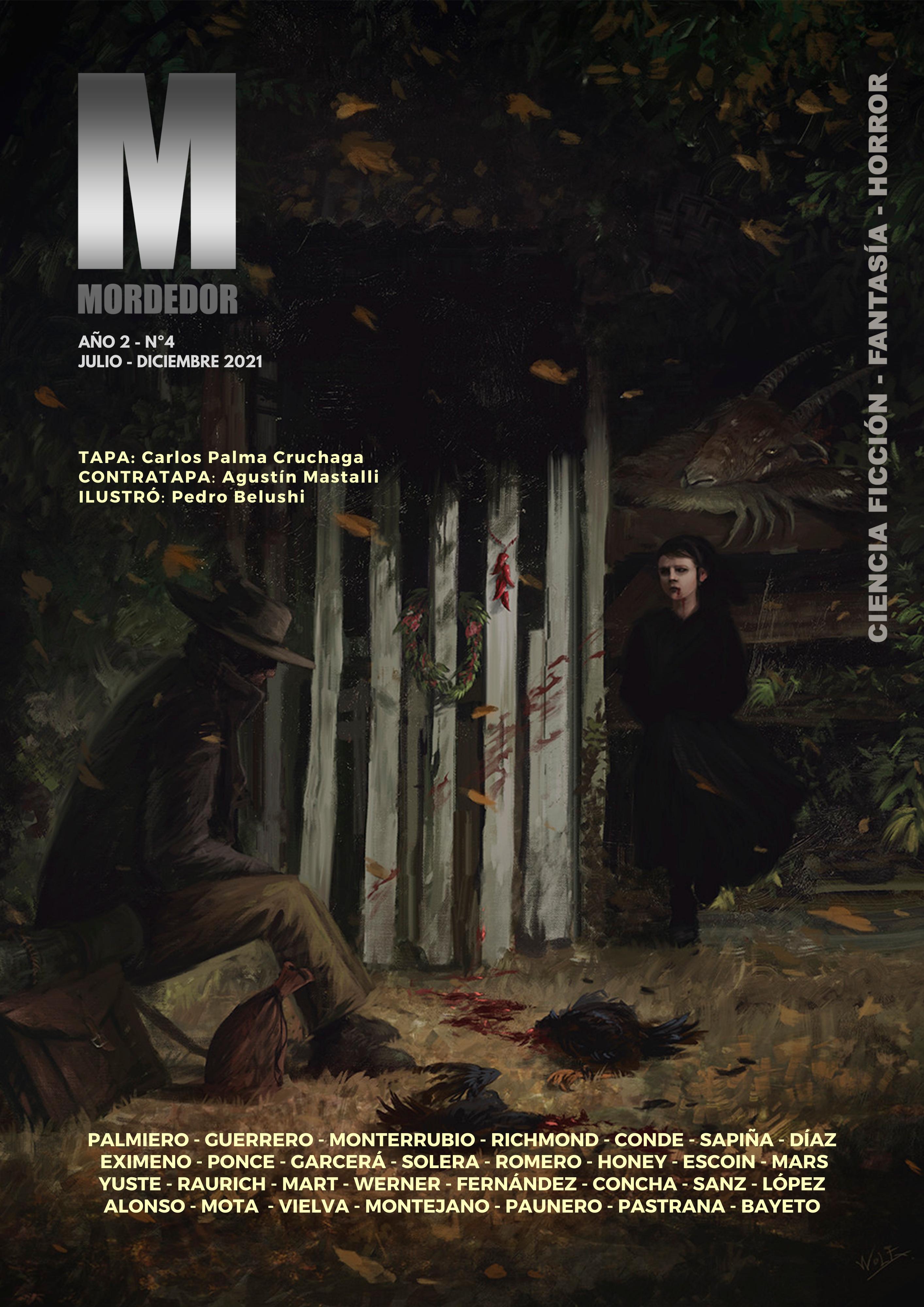 Revista Mordedor 4